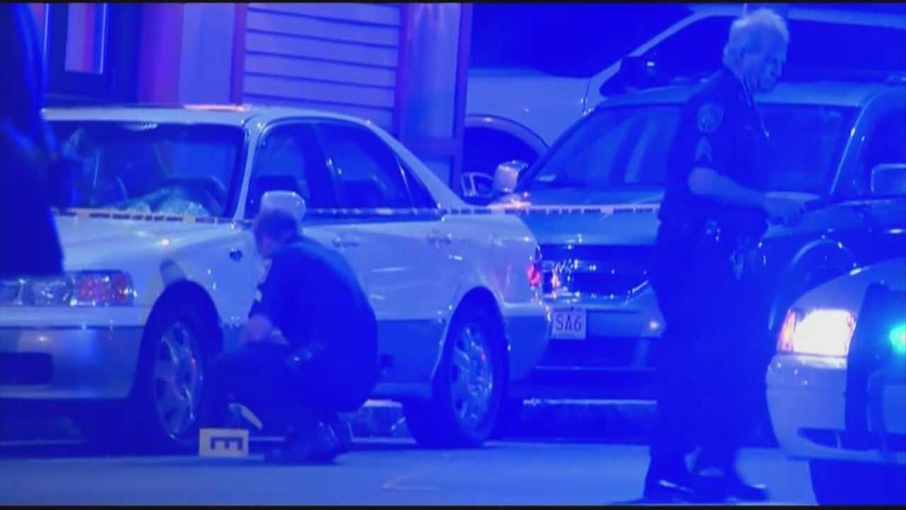 Boston shootings