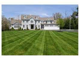 76 Lamberts Lane is on the market in Cohasset for $1.89 million.