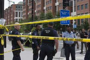 Officials say at least one shooter has died at the Washington Navy Yard, where several people were killed and as many as 10 were wounded.