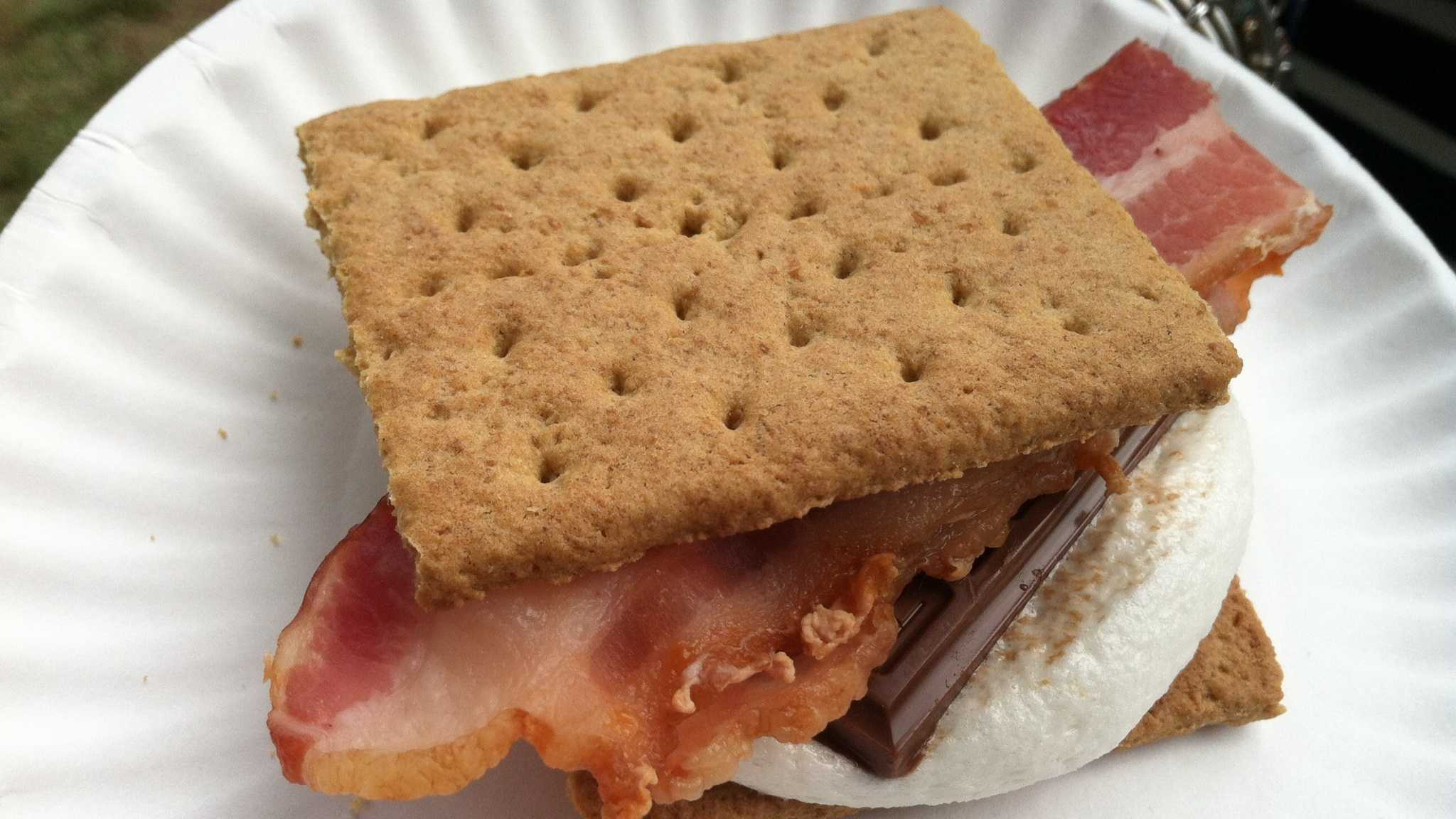 Bacon S'more from New Hampshire.JPG
