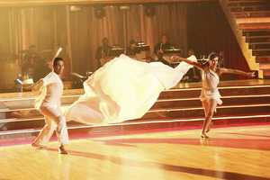 """CORBIN & KARINA - """"Dancing with the Stars"""" is back with an all-new cast and fresh show format for Season 17. (Photo by: ABC/Adam Taylor)"""