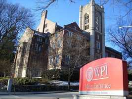 22) Worcester Polytechnic Institute