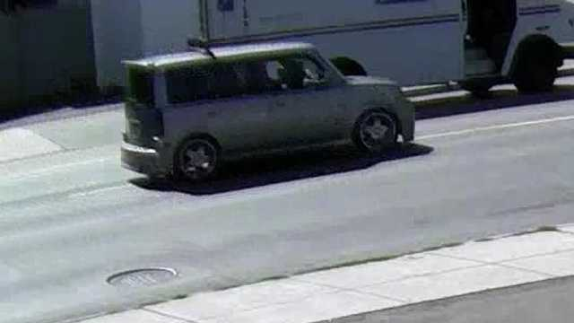 Car wanted in abduction 092013
