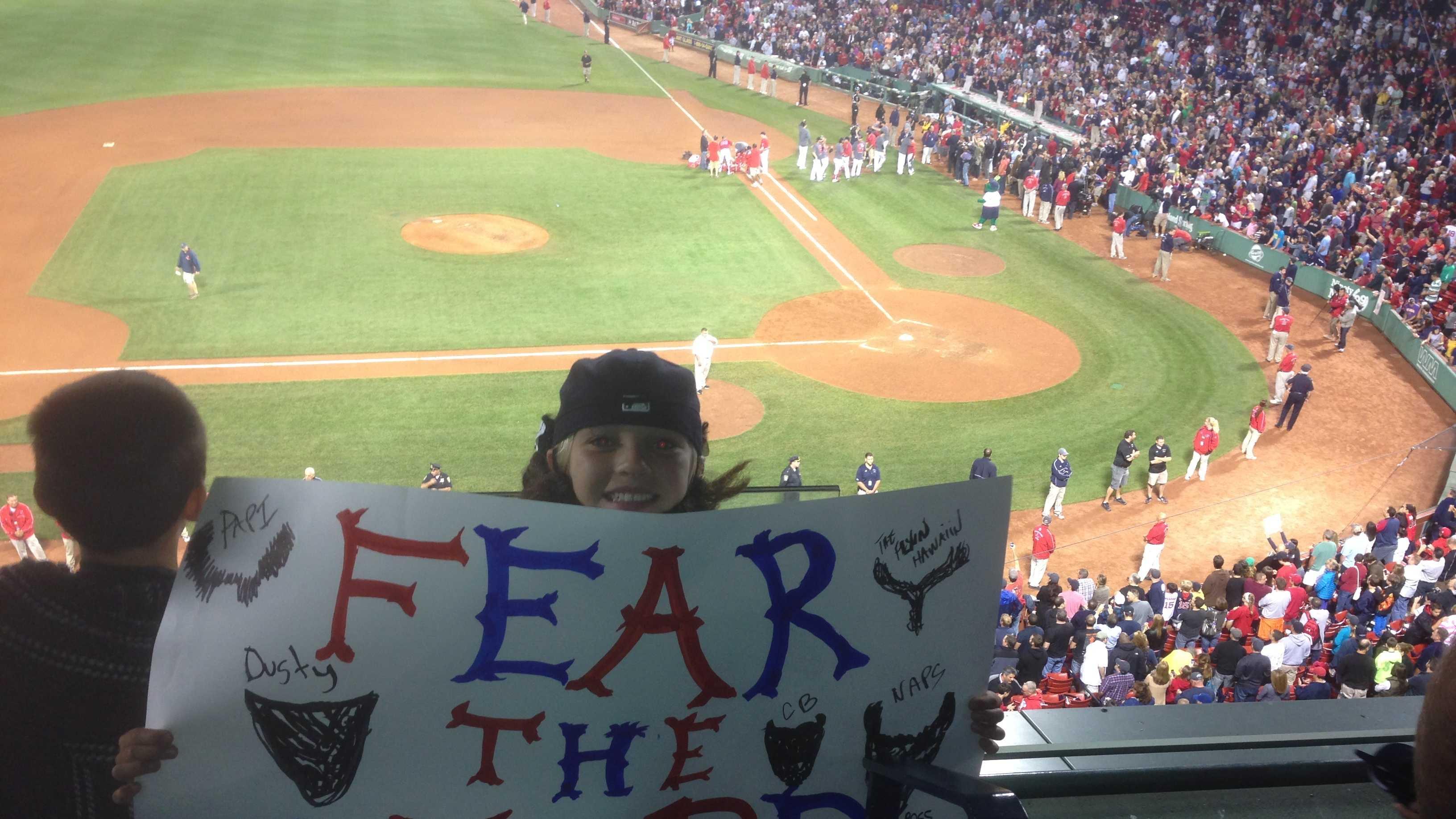 Fear the Beard 092013