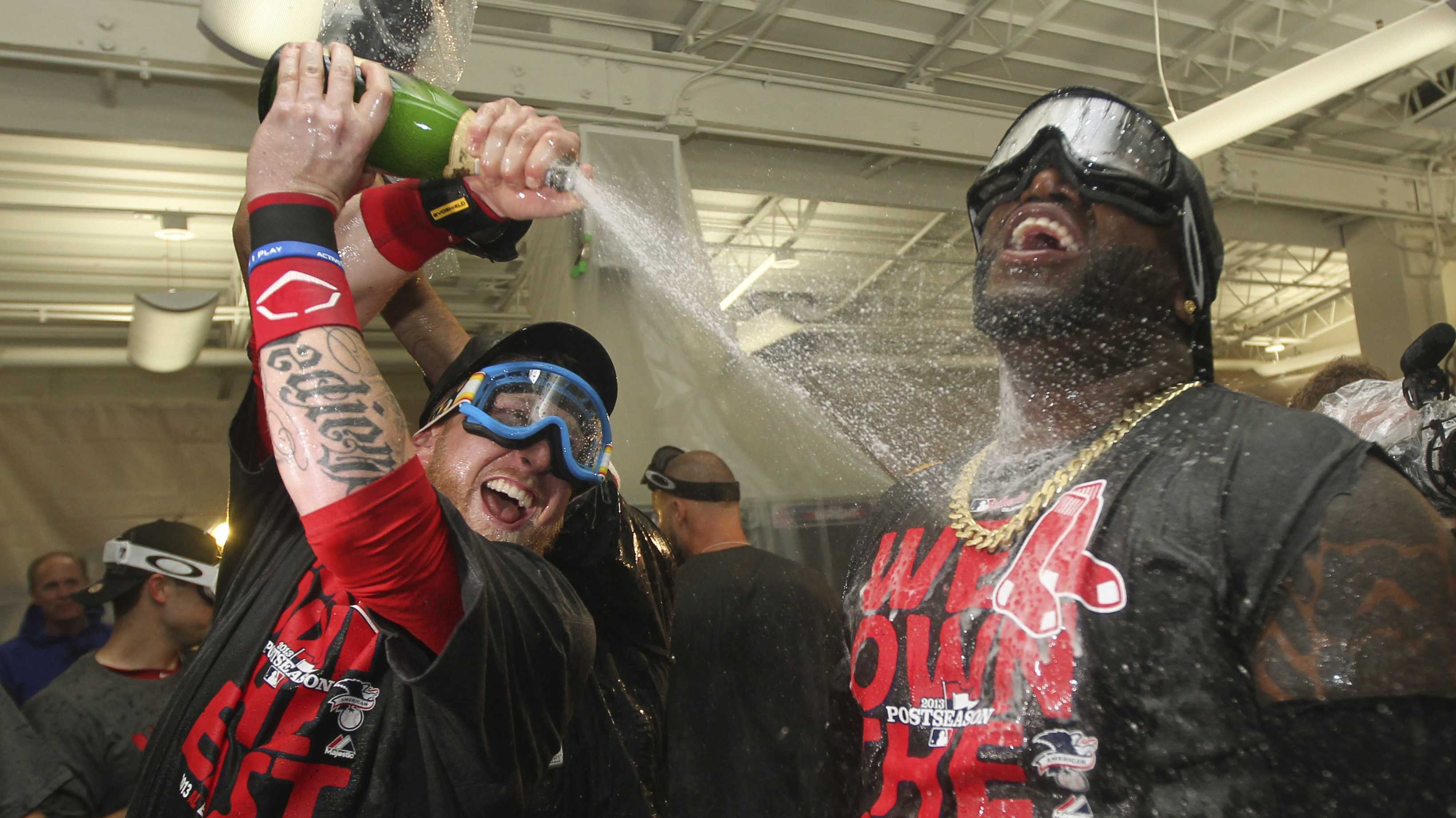 Ortiz Champagne AL East 092013