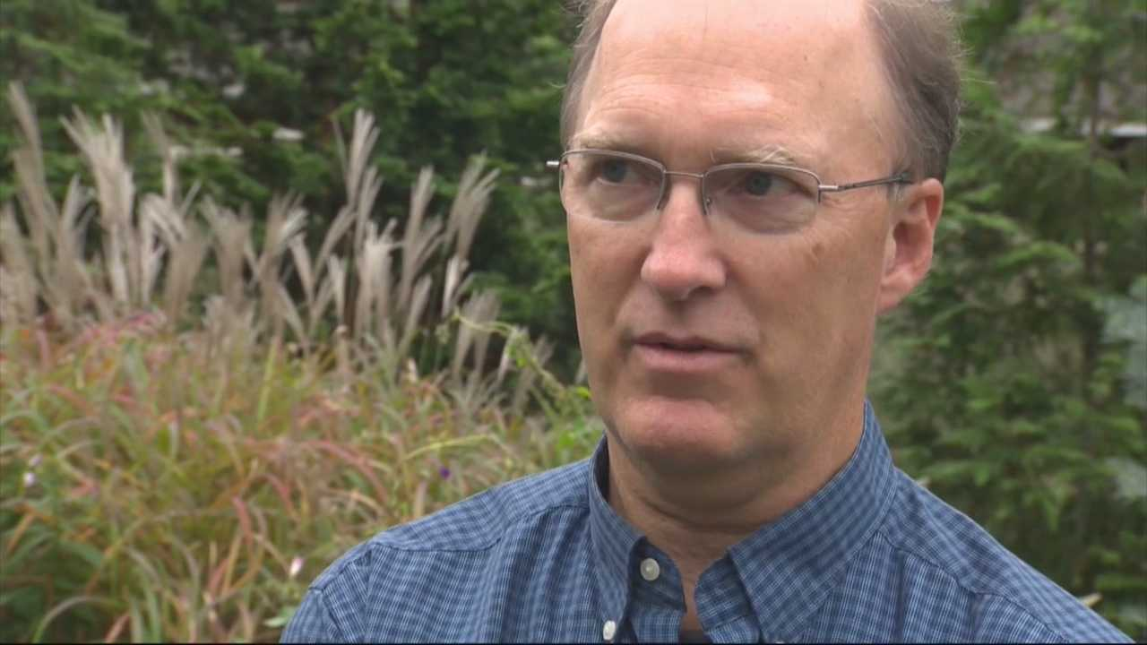 Husband of bicycle crash victim speaks about fatal accident