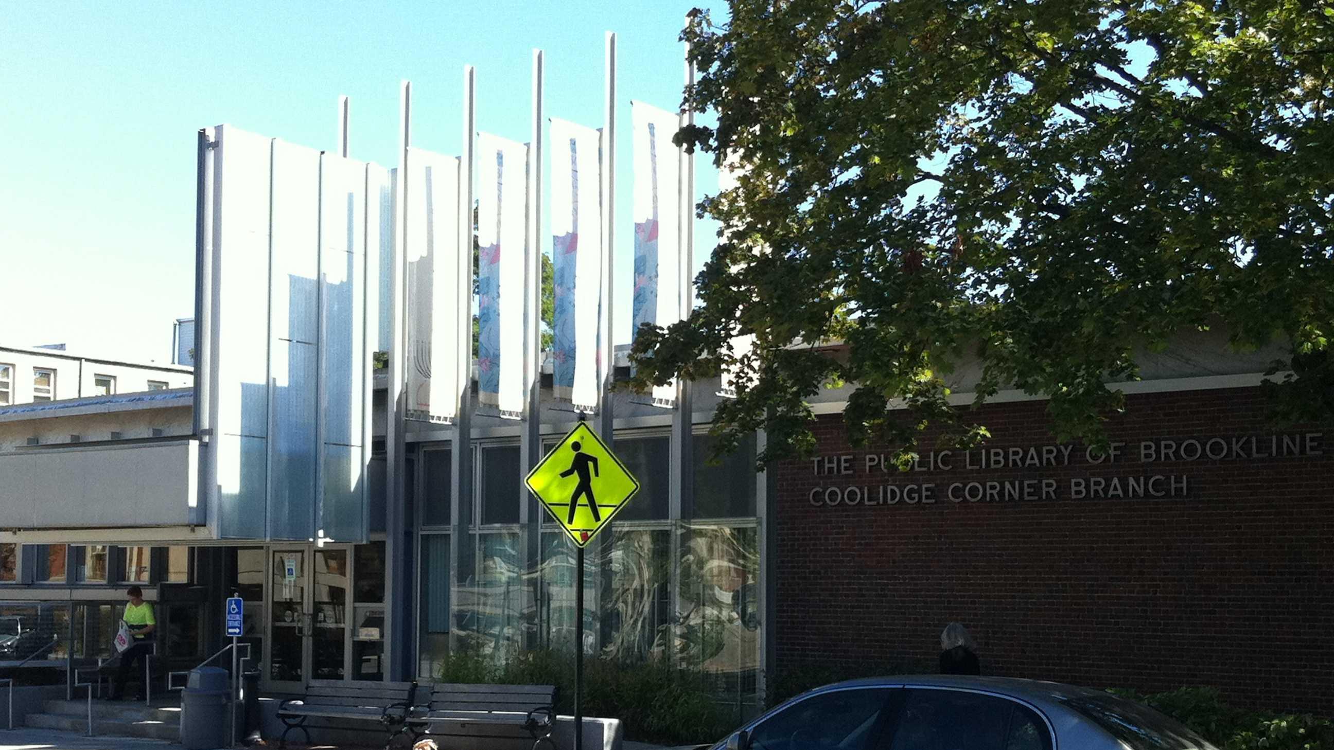 Brookline library