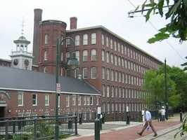 Lowell National Historic Park is closed.