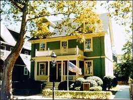 The John F. Kennedy birthplace in Brookline is closed.