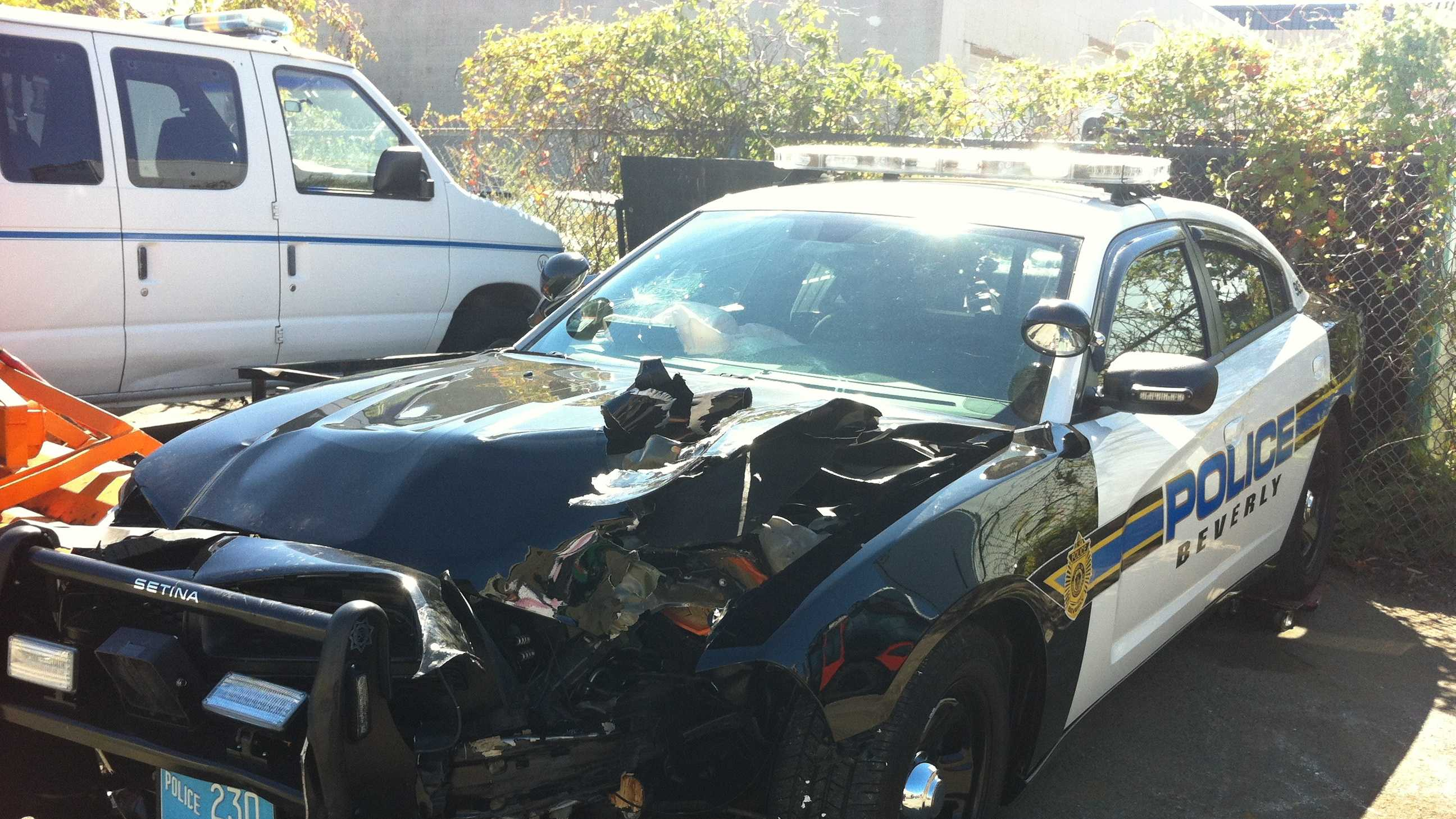 Beverly cruiser crash