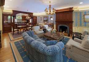 It is described as a museum quality renovation of a historic Commonwealth Avenue home.