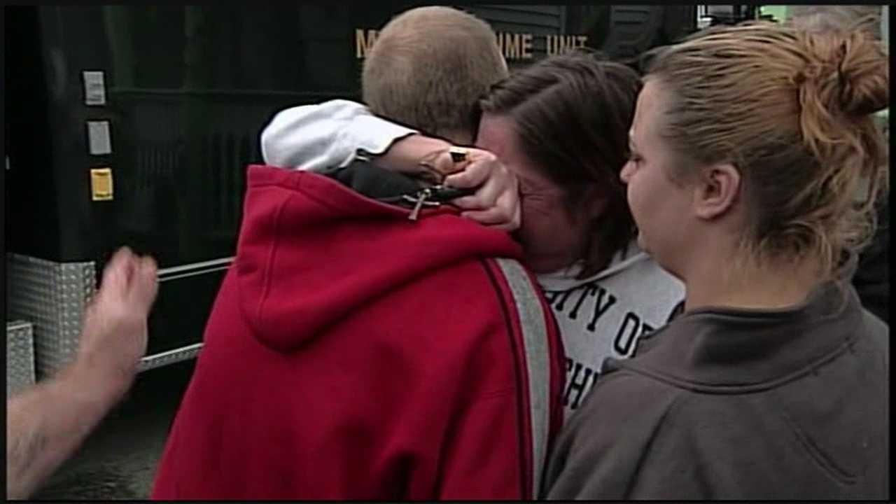 Neighbors in shock over man's death