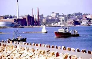 #16 (tie) The city of New Bedford was first settled in 1640, it was incorporated in 1787 and again in 1869