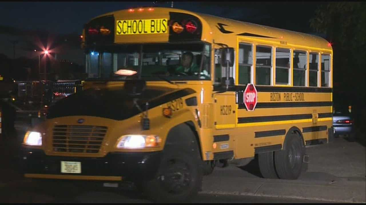 Boston bus drivers return to work