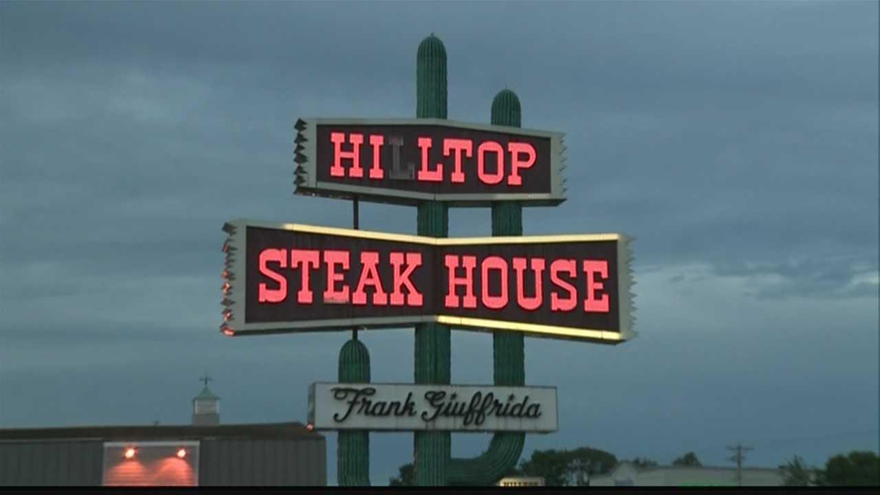 Landmark Hilltop closing this month