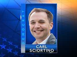 Democrat Carl Sciortino has served in the Massachusetts House of Representatives since 2005, representing neighborhoods in Somerville and Medford. Website: http://carlforcongress.com/