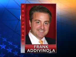 Frank Addivinola, of Malden, has owned and operated several businesses. He teaches at local colleges. He also has a private law practice and owns an educational publishing company.  Website:  http://www.frankaddivinola.com/