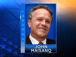 Democrat Paul John Maisano , of Stoneham, describes himself as a businessman, father and community activist for nearly 40 years. Website: http://www.pauljohnmaisanoforcongress.com/
