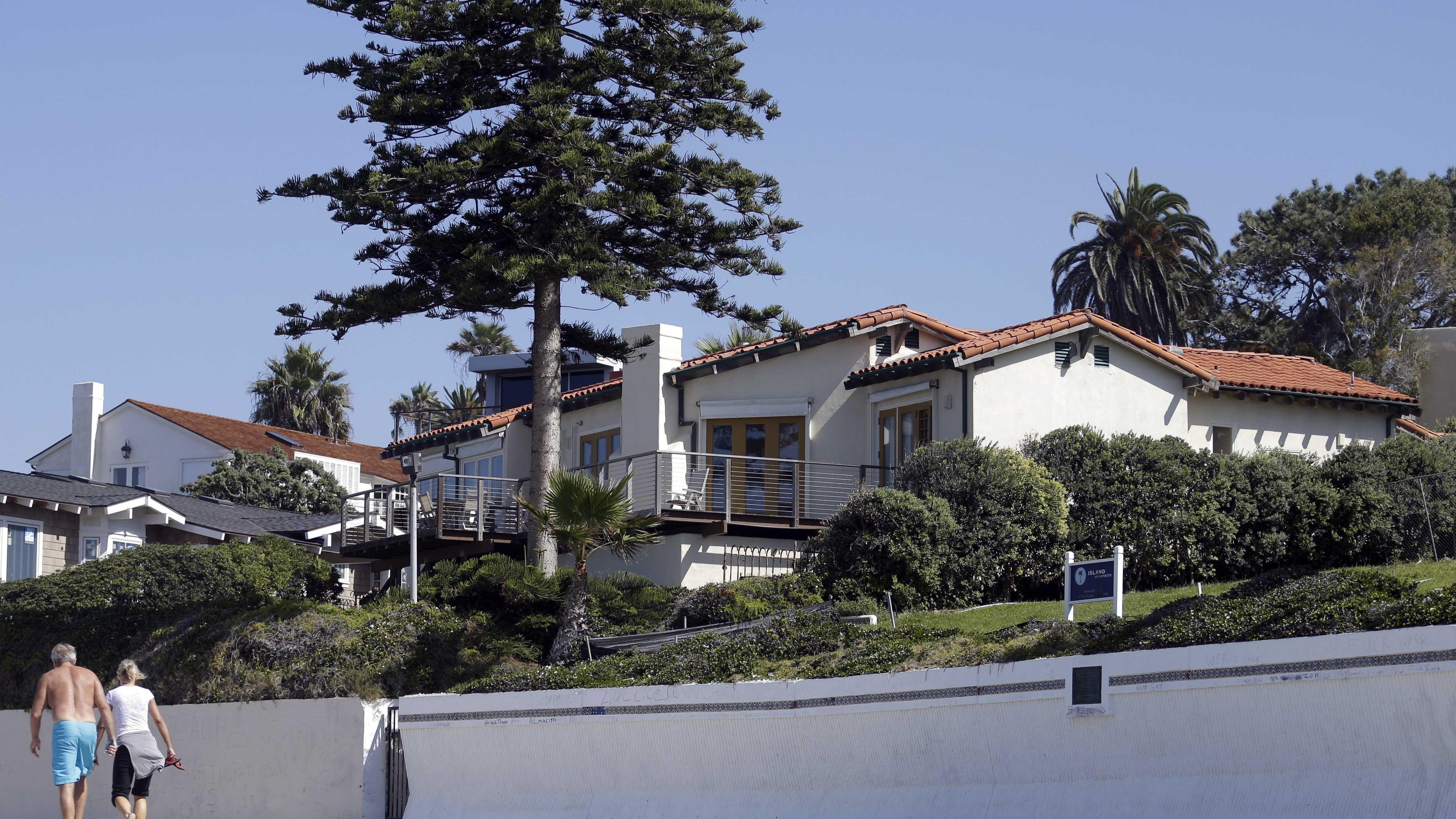 Romney La Jolla San Diego home 101213