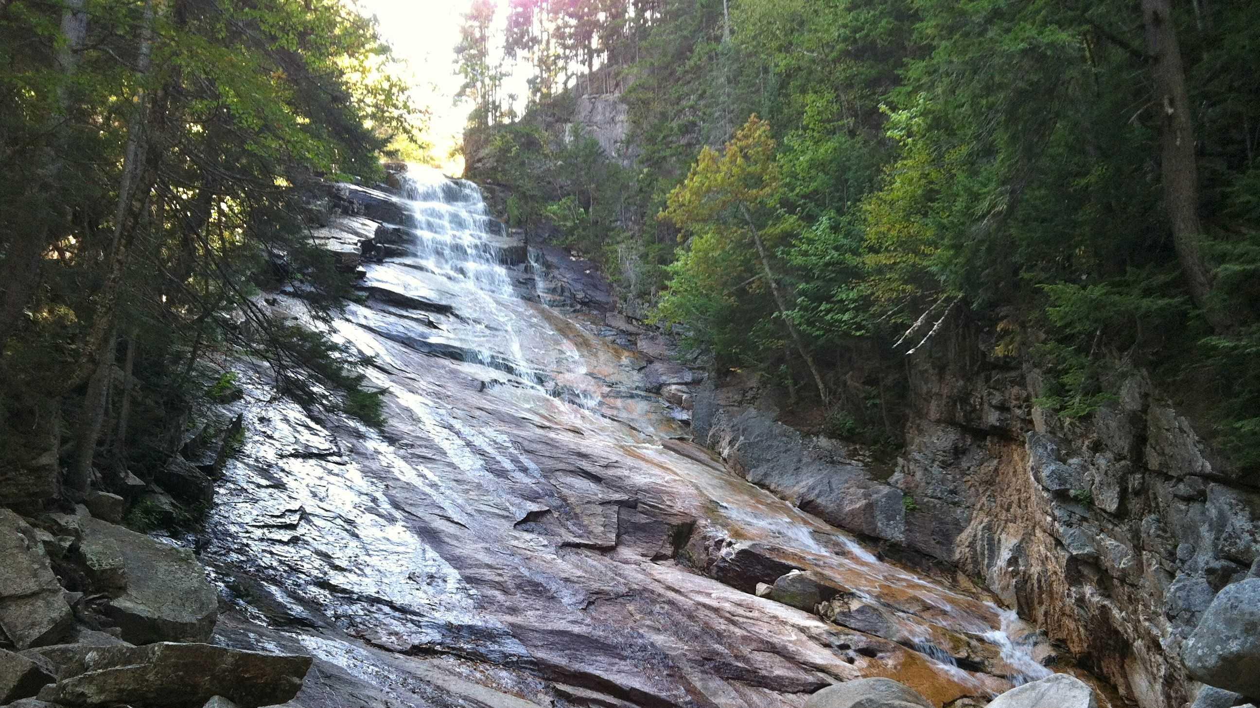 Ripley Falls Trail 101313