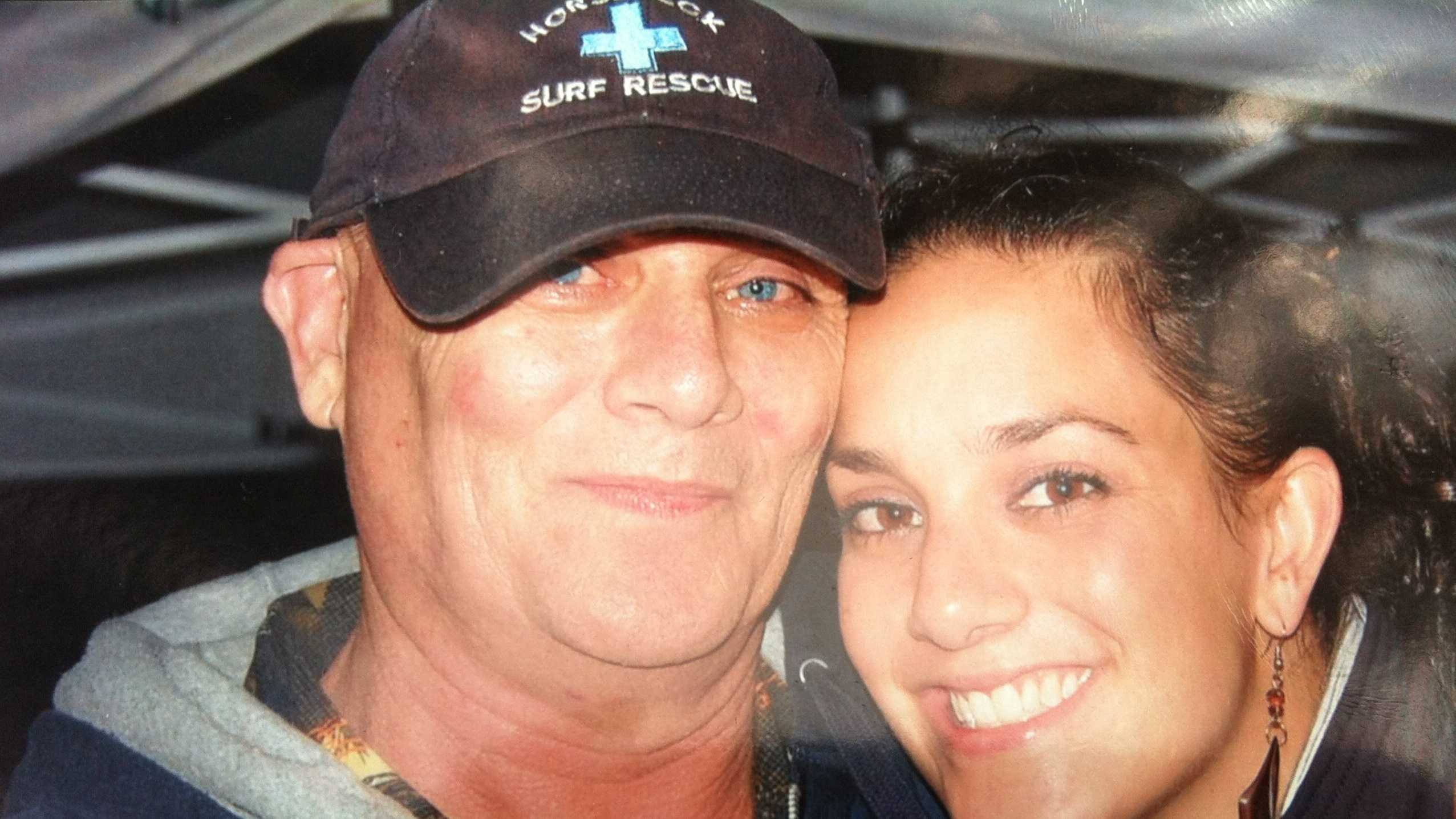 Michael Dutra, daughter Michelle
