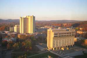 1. UMASS Amherst - Over 18,800 students, or 38.5% of SAT test takers sent their scores to the school.