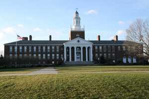 7. Bridgewater State College -12.3% of scores sent to school.