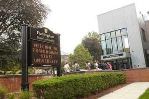 11. Framingham State University -9.8% of scores sent to school.