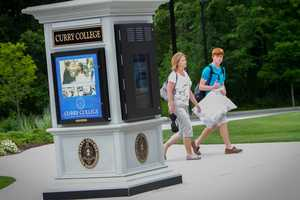 22. Curry College in Milton -5.5% of scores sent to school.