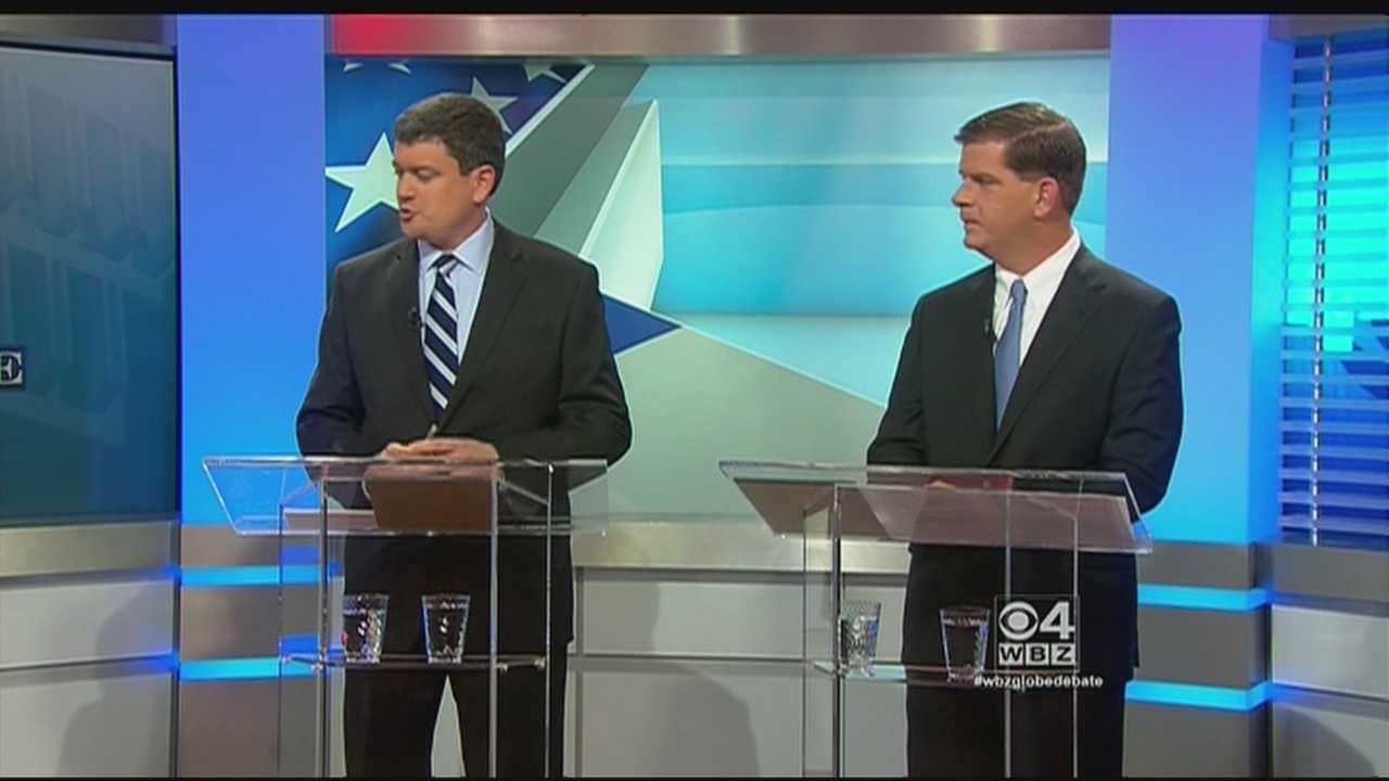 Boston Mayoral Debate