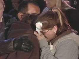 December 23, 2011: First vigil in Portland
