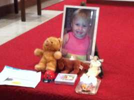 January 17, 2012: 1 month vigil held in Waterville