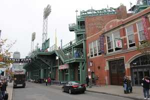 Fenway expects to serve about 15,000 Fenway Franks during each World Series game.