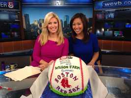 Wilson Farm is in Lexington, which has been around for 125 years!