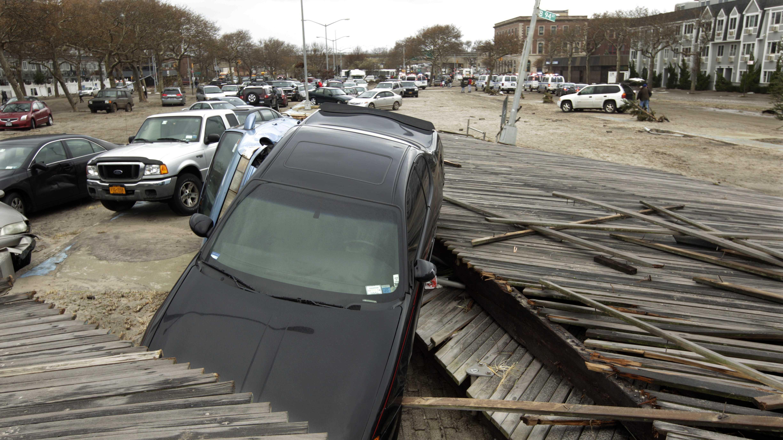 AP - Far Rockaway Damage 1