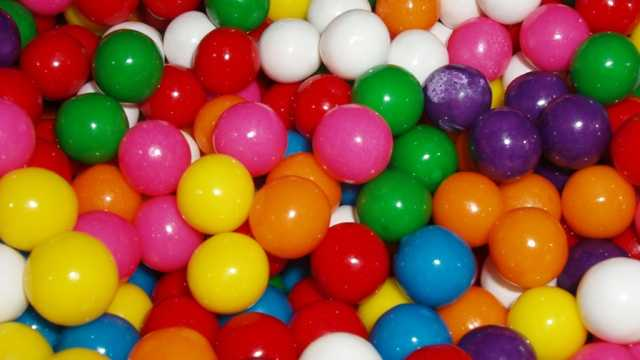 Gumballs, gum