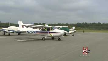 We were surprised to learn that Bridgewater State University has a degree program in aviation.