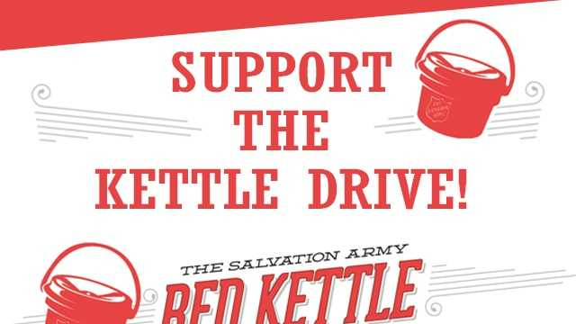 Red Kettle run