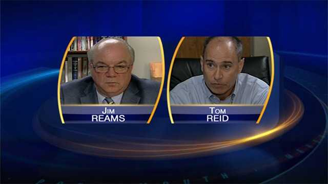 Jim Reams, Tom Reid