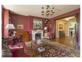 The home is listed at $4,495,000