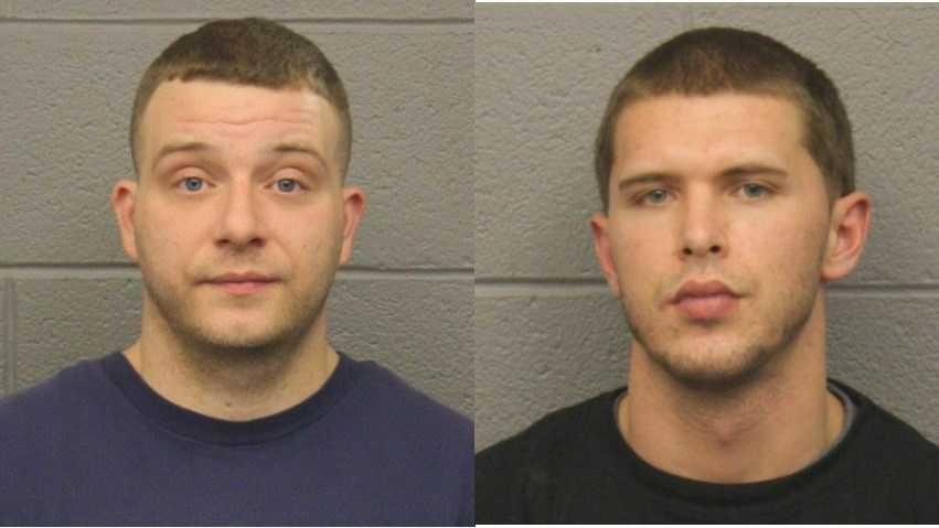 Burglary suspects arrested