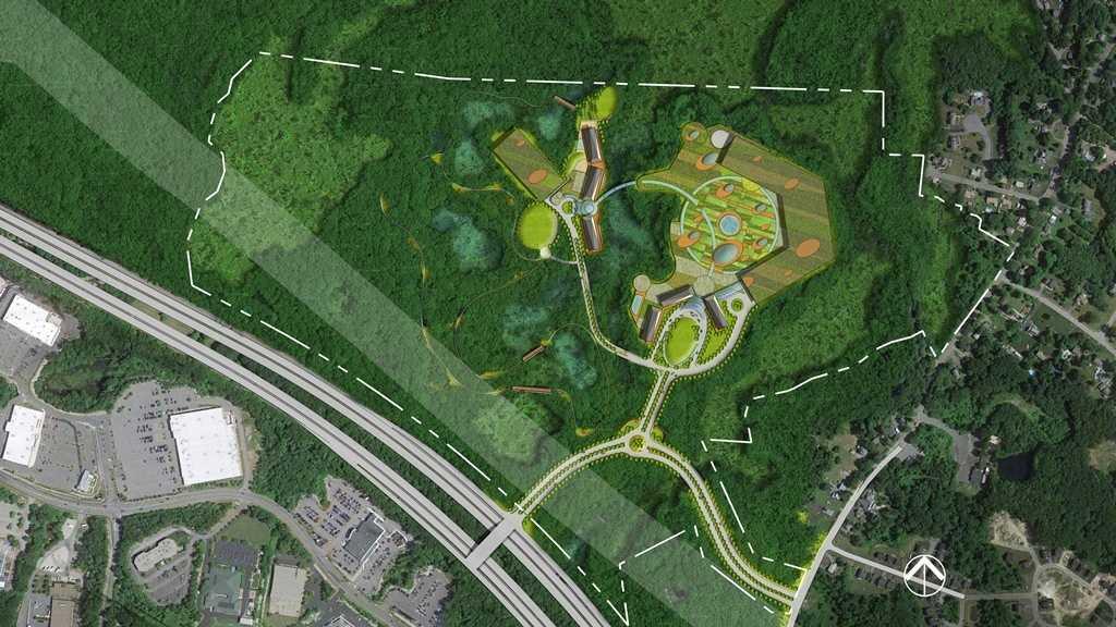 Foxwoods Milford Rendering Aerial Site View 11.11.13.jpg