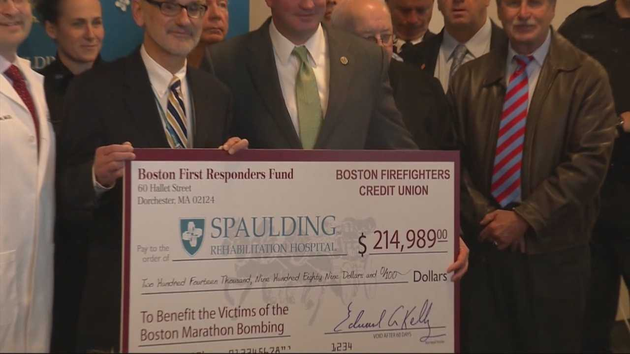 First responders raise $250K for marathon bombing survivors