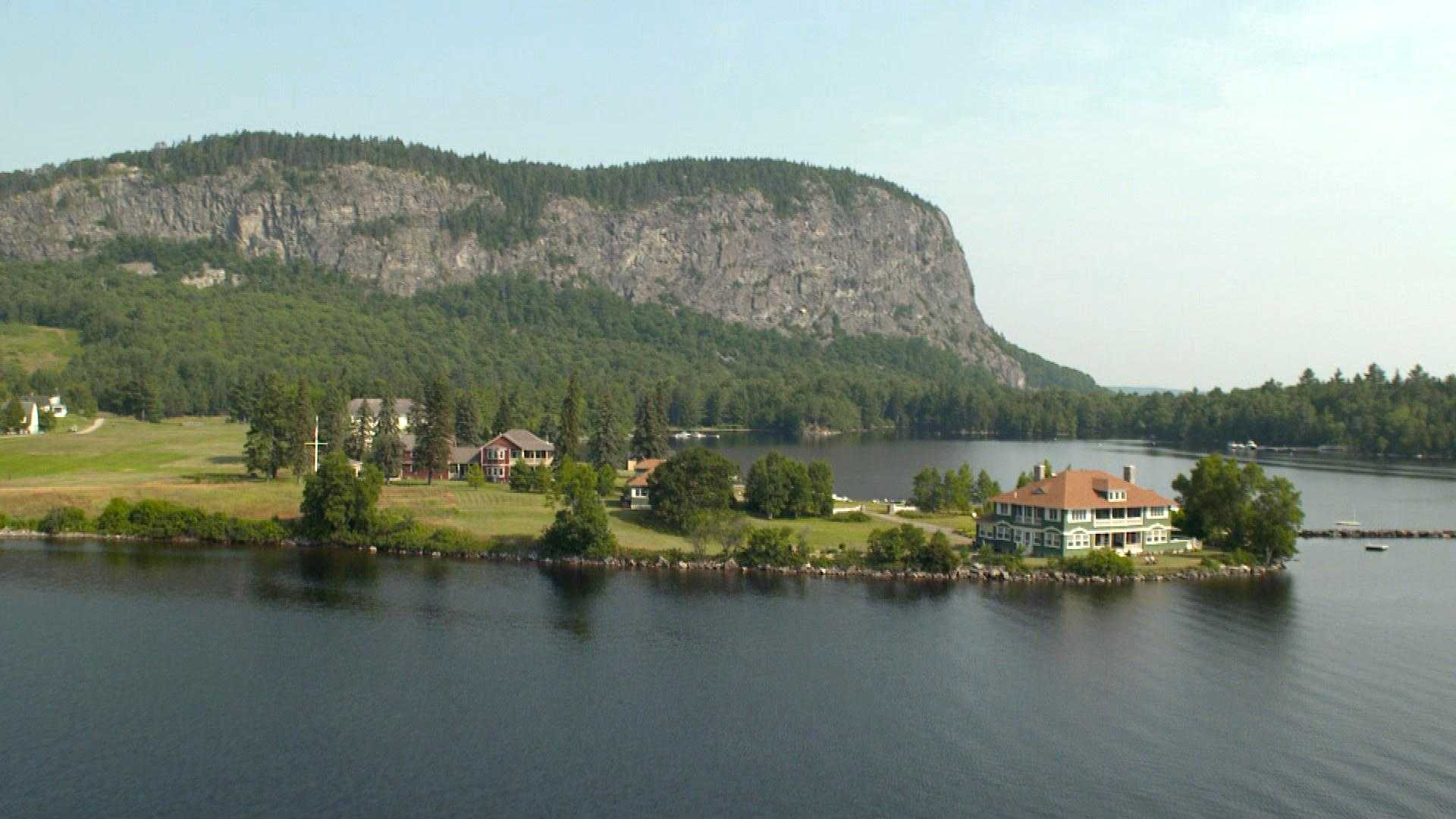 Monday, November 18: MSBR: Moosehead Lake, Maine