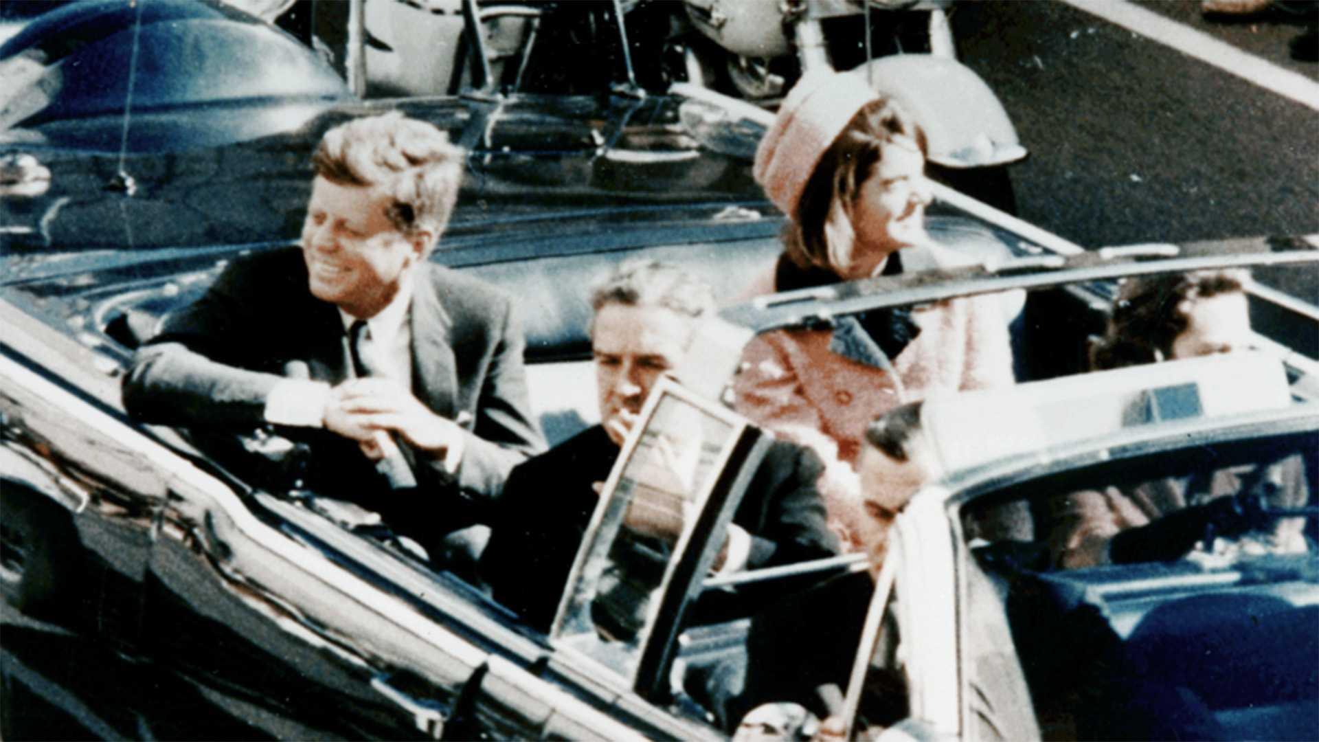 Friday, November 22: JFK 50