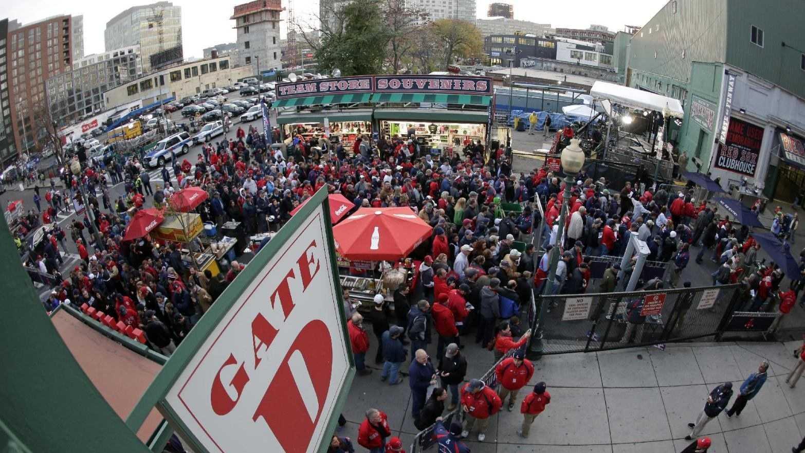 Red Sox Gate D Fenway Park 111513.jpg