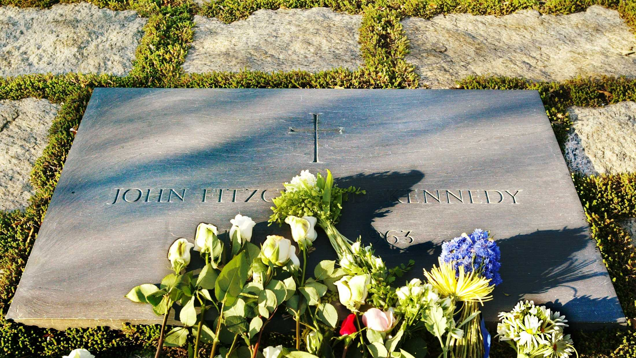 JFK Grave Arlington 111713