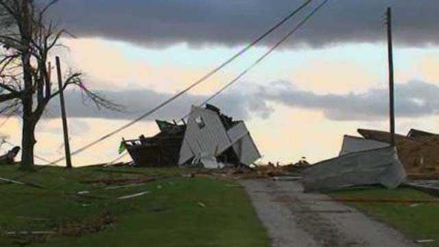 Tornado Ill