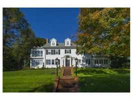 200 Kent Road is on the market in Newton for $2.39 million.