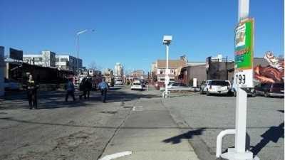Providence Manhole explosion 111813